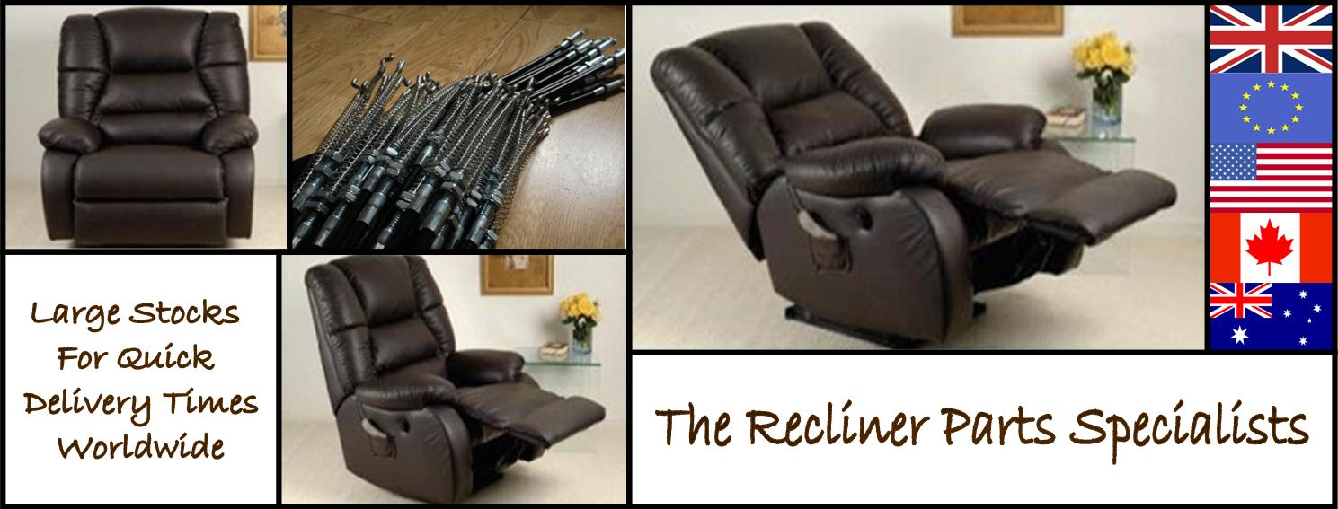 Recliner parts specialists | Furniture repair Recliner Parts