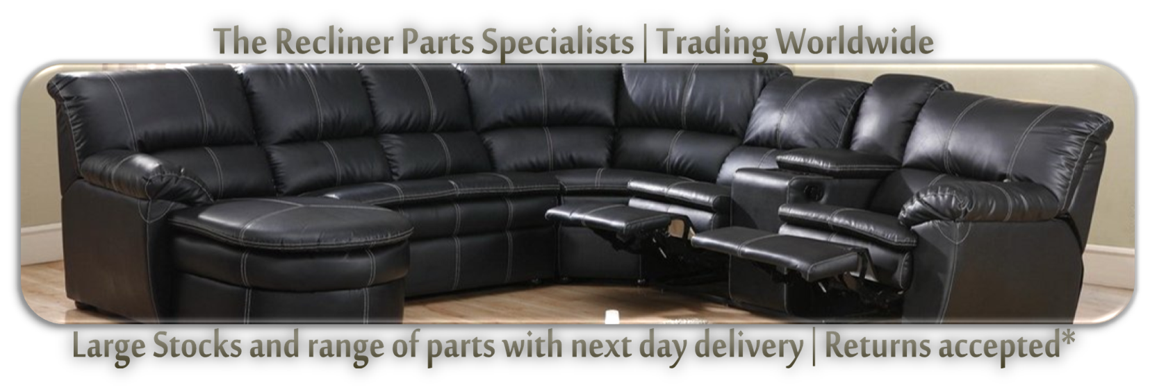 Recliner Replacement parts and nationwide furniture repairs ...